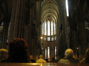 Inside of the Dom